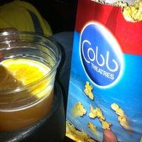 Photo taken at Cobb Village 12 Cinemas by Arter H. on 6/16/2012