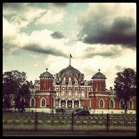 Photo taken at Petroff Palace by Tatyana G. on 8/1/2012