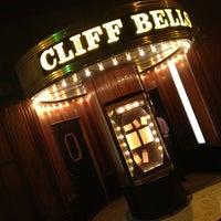 Photo taken at Cliff Bell's by Tommy A. on 3/24/2012
