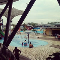 Photo taken at Sengkang Swimming Complex by Jesser B. on 5/5/2012