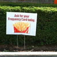 Photo taken at McDonald's by Amanda B. on 7/4/2012