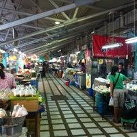 Photo taken at Pracha Niwet 1 Market by Kasian S. on 4/7/2012