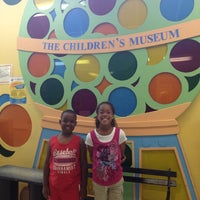 Photo taken at The Children's Museum of Cleveland by Erica D. on 6/11/2012
