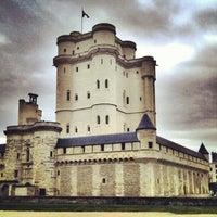 Photo taken at Château de Vincennes by Junjie Z. on 4/8/2012