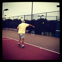 Photo taken at Sienna Tennis Courts by Maritza C. on 7/13/2012