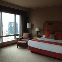 Photo taken at Grand Hyatt Seattle by William L. on 7/2/2012