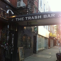 Photo taken at Trash Bar by John F. on 5/17/2012