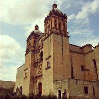 Foto tomada en Templo de Santo Domingo de Guzmán por Andres C. el 4/9/2012