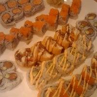 Photo taken at Samurai Sushi by Angel on 7/26/2012