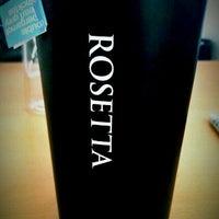 Photo taken at Rosetta | San Jose by Alexandra H. on 7/2/2012