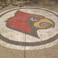 Photo taken at University of Louisville by Daniel S. on 3/28/2012