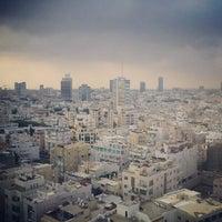 Photo taken at Sheraton Tel Aviv Hotel by Marina K. on 7/30/2012
