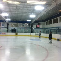 Photo taken at Clearwater Ice Arena by Milza B. on 6/30/2012
