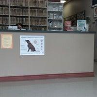 Photo taken at Hayden Meadows Pet Clinic by Jenna R. on 6/1/2012