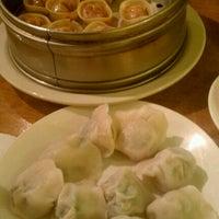 Photo taken at Mandoo Bar by Tsering Y. on 7/25/2012