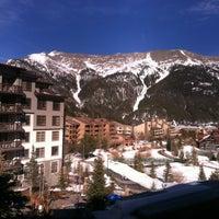 Photo taken at Copper Mountain by Clinton P. on 3/17/2012