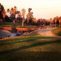 Photo taken at Brea Creek Golf Course by Jansen G. on 2/6/2012