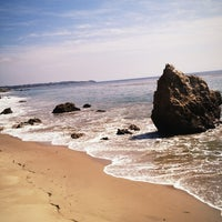Photo taken at El Matador State Beach by Michael H. on 3/12/2012