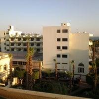Photo taken at Green Hotel by Abdelrahman I. on 6/10/2012
