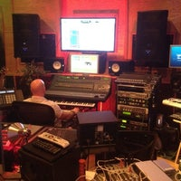 Photo taken at Tree Sound Studios by Colt B. on 6/26/2012
