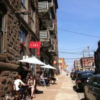 Photo taken at Cafe Lift by Tim V. on 3/23/2012
