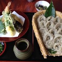 Photo taken at そばや 清兵衛 by Masahiro A. on 8/25/2012