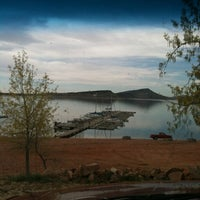 Photo taken at Carter Lake by Marty K. on 4/18/2012