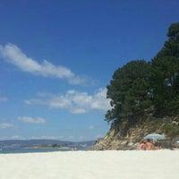 Foto tomada en Praia de Lapamán por Pablo J. el 8/2/2012