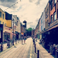 Photo taken at Exmouth Market by Vladimir S. on 7/28/2012