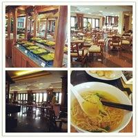 Photo taken at Angkor Miracle Resort & Spa by Ray on 5/31/2012