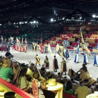 Photo taken at Medieval Times Dinner & Tournament by Dawn T. on 6/8/2012