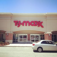 Photo taken at T.J. Maxx by Stacey A. on 4/17/2012