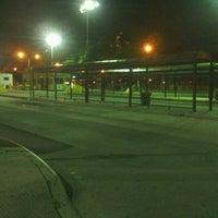 Photo taken at Williamsburg Bridge Bus Terminal by Ali M. on 6/9/2012