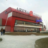 Photo taken at Arena Centar by Marta M. on 3/11/2012