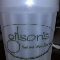Photo taken at Gilson's Restaurant by Raul B. on 3/18/2012