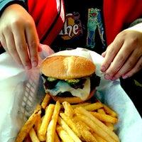 Photo taken at Killer Burger by tiva f. on 6/8/2012