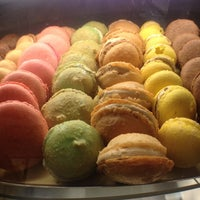 Photo taken at Pâtisserie Douce France by Marny M. on 5/25/2012