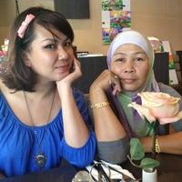 Photo taken at La Viva Cafe by Yusnita Y. on 6/23/2012