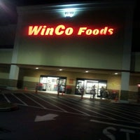 Photo taken at WinCo Foods by Kaveh H. on 8/26/2012