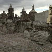 Foto tomada en Museo del Templo Mayor por Aide C. el 2/12/2012