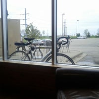 Photo taken at Caribou Coffee by Dwight I. on 4/28/2012