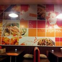 Photo taken at Thai Express by Kit L. on 4/4/2012