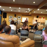 Photo taken at Solid Rock Cafe and Books by Diane C. on 8/18/2012
