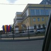 Photo taken at Городской дворец культуры by Надя ). on 5/29/2012