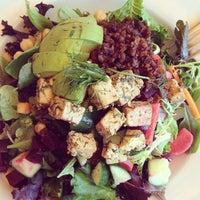 Photo taken at M Café by Allison H. on 8/17/2012