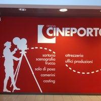 Photo taken at Cineporto Studio - Film Commission by Maurizio I. on 7/7/2012