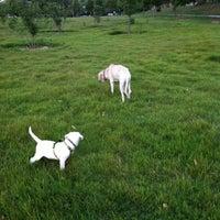Das Foto wurde bei Atlanta BeltLine Trailhead @ Bobby Jones Golf Course von Christy H. am 5/30/2012 aufgenommen