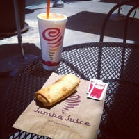 Photo taken at Jamba Juice Westlake Shopping Center by JayR P. on 6/25/2012