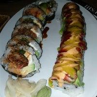 Photo taken at Sushi Zushi by Ben C. on 6/3/2012