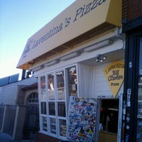 Photo taken at Laventina's Big Cheese Pizza by Dan M. on 2/11/2012